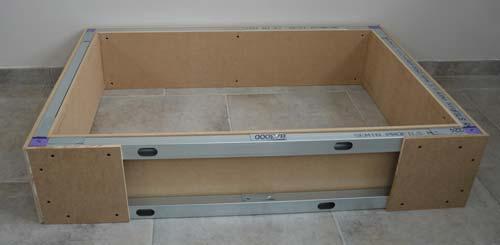 photo fabrication console. Black Bedroom Furniture Sets. Home Design Ideas