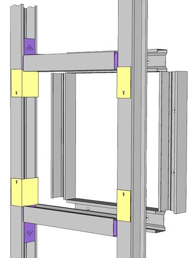 tutoriel comment fabriquer une niche simple en placo. Black Bedroom Furniture Sets. Home Design Ideas