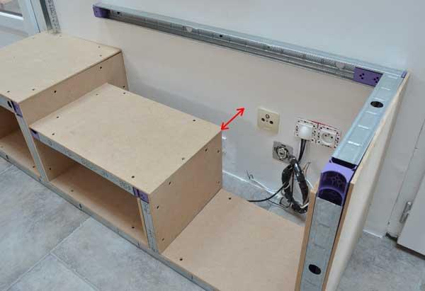 Fabriquer un meuble tv - Fabriquer meuble hifi ...
