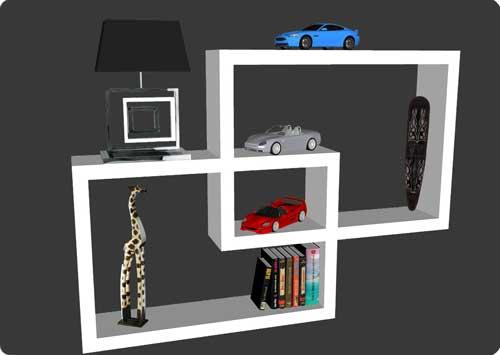 Tutoriels fabriquer meuble placo - Fabriquer des etageres ...