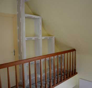 tutoriel comment fabriquer une biblioth que. Black Bedroom Furniture Sets. Home Design Ideas