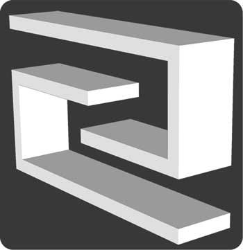 tutoriel comment fabriquer les tag res jumelles. Black Bedroom Furniture Sets. Home Design Ideas