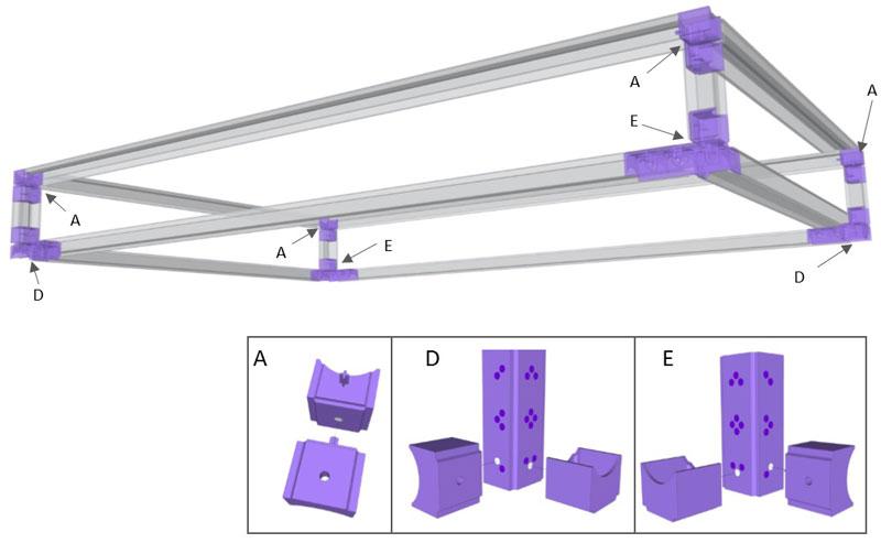 Tutoriel comment fabriquer un coffre - Comment faire un coffrage en placo ...
