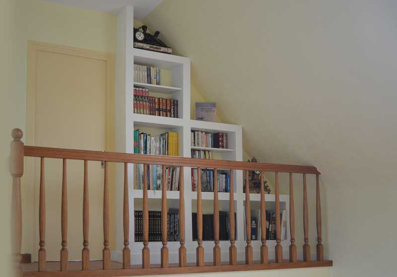 tutoriel comment fabriquer une biblioth que. Black Bedroom Furniture Sets. Home Design Ideas