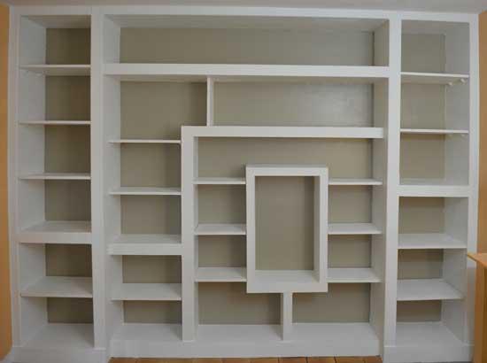 Fabriquer une biblioth que personnalis e - Etagere en bois a faire soi meme ...