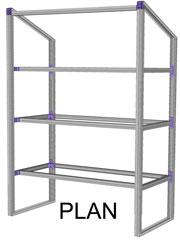 Photos fabriquer placard - Fabriquer un placard d angle ...