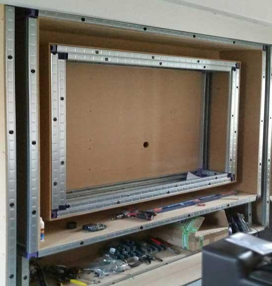 enfant design distinctif classique fabriquer un meuble TV avec bandeau led